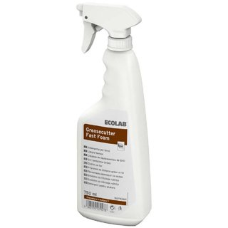 Ecolab Greasecutter Fast Foam 750ml